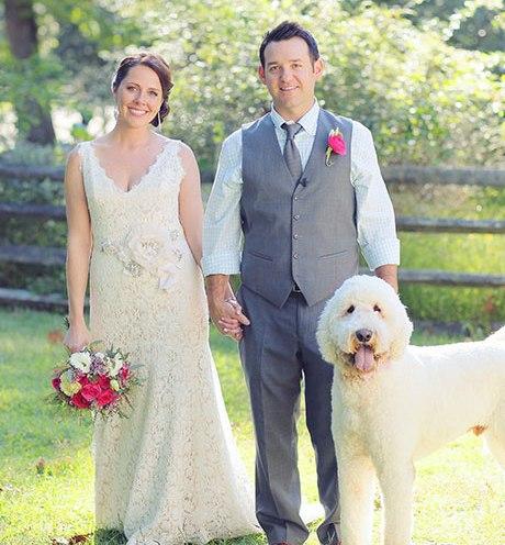 Animais de estimação em casamentos (15)
