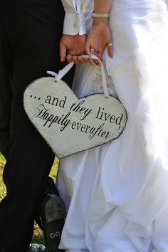 ... e eles viveram felizes para sempre!