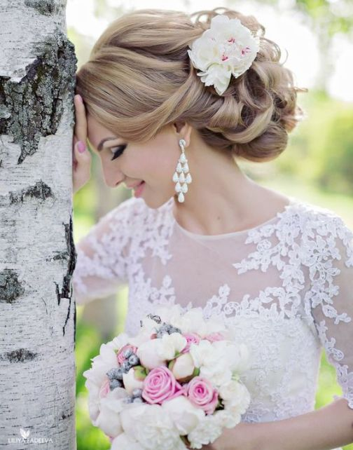 Gorgeous-updo-wedding-hairstyle-Featured-Websalon-Weddings