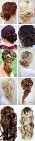 Hottest-Bridesmaids-Hairstyles-For-Short-or-Long-Hair