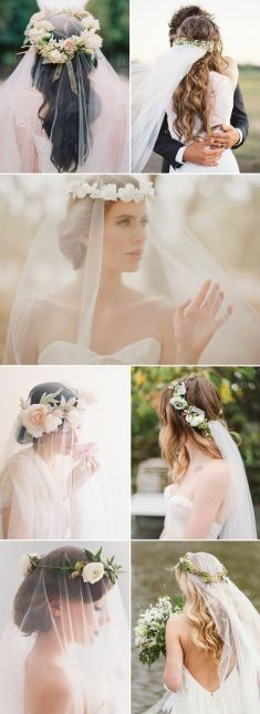 Long-Bridal-Hairstyles-that-Look-Good-with-Veils