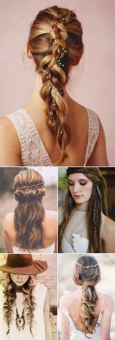 Natural-Bohemian-Braided-Hairstyles