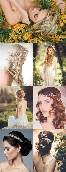 Wedding-Hairstyles-for-a-Romantic-Glam-Look